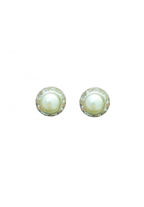 Forever New Circle Alloy Stud Earring