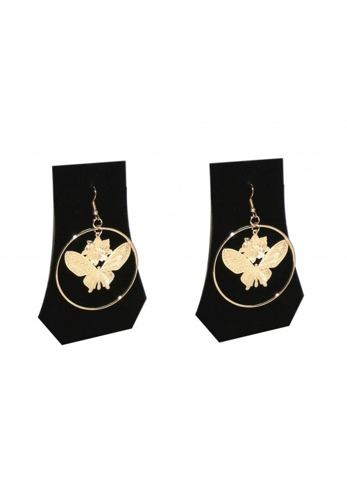 Forever New Butterfly Dazzle Alloy Dangle Earring
