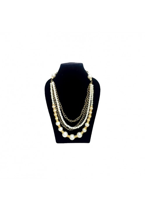 Forever New Glam Royal Look Inspired Alloy Necklace