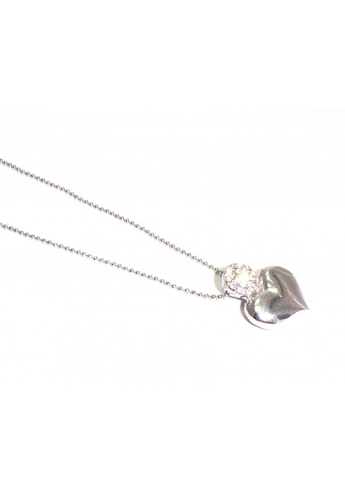 Forever New Valentine's Special My Heart is With You Alloy Pendant