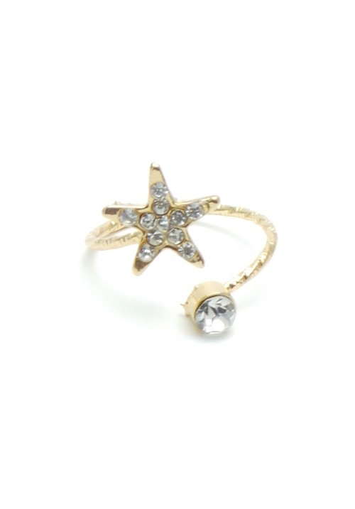 Forever Gemstone Bliss Alloy Ring